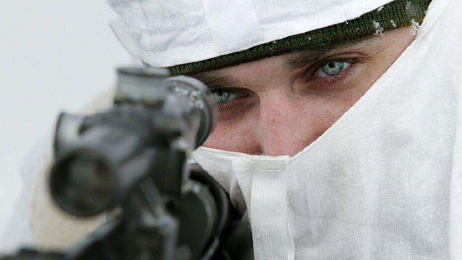 Воронежские снайперы отправятся на учения в Ленинградскую область