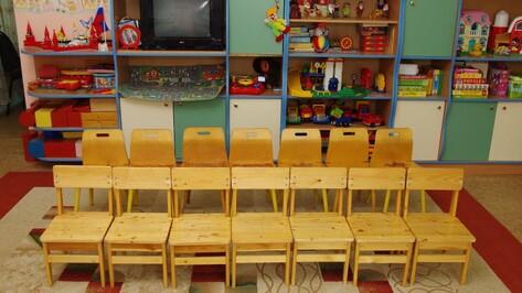 В Воронежской области открылся детский сад с «зоопарком» и «вокзалами»