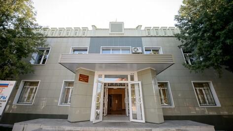 Под Воронежем после трехлетней реконструкции открылся отдел ЗАГС