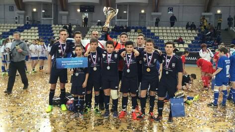 Новохоперцы победили на всероссийском турнире «Мини-футбол – в школу»