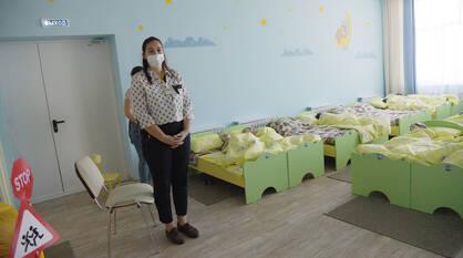 Дежурные группы заработали в 196 детсадах Воронежа