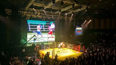 В Воронеже пройдет первый турнир бойцовской лиги