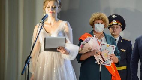 Военврач и пульмонолог дополнили список почетных граждан Воронежа