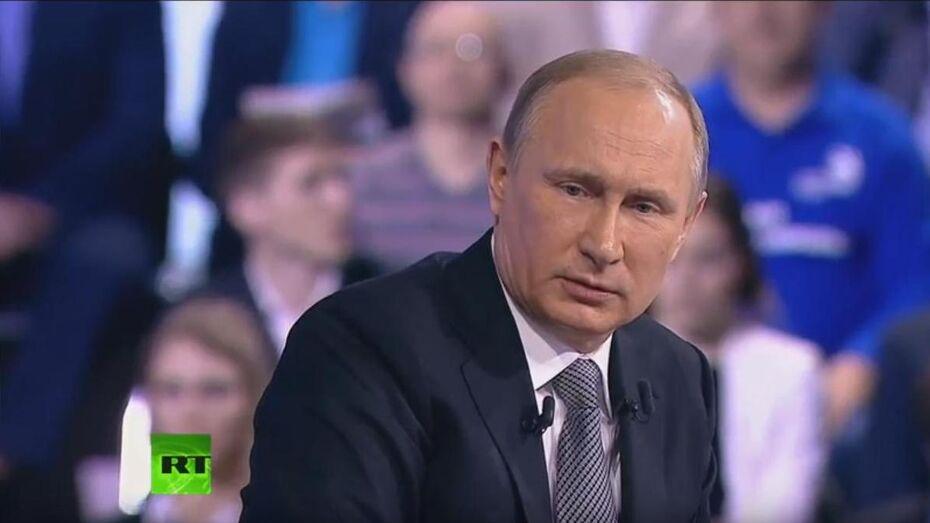 Владимир Путин пообещал когда-нибудь представить новую первую леди
