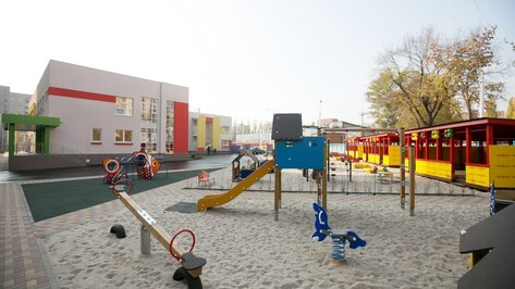 Власти Воронежа до конца года закроют очередь в детсады для детей от 3 до 7 лет
