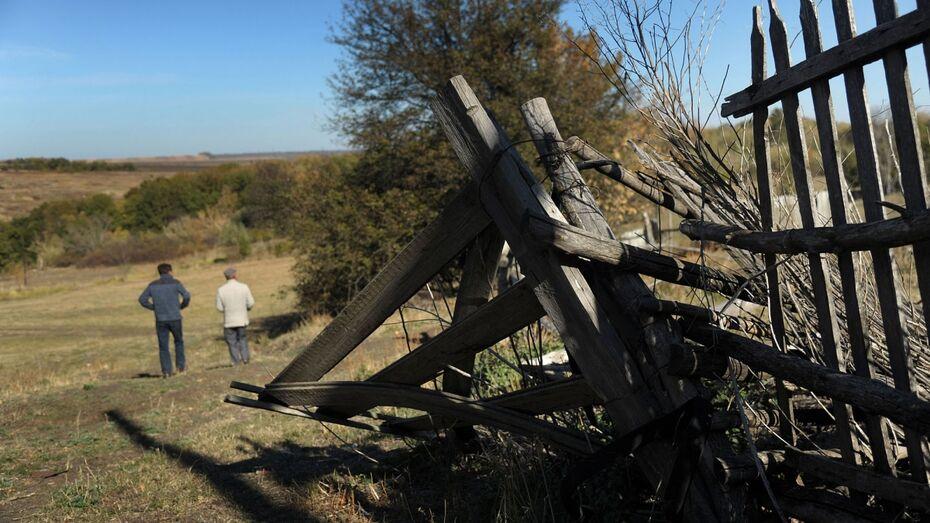 Заброшенные хутора: как пустеют воронежские деревни. Хутор Волкодав