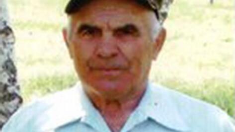 В Воронежской области пропал потерявший память 77-летний пенсионер