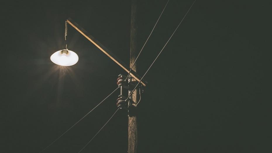В Семилукском районе суд обязал глав 4 поселений сделать уличное освещение