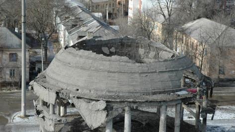 На экспертизу состояния воронежской Ротонды направят 1,5 млн рублей