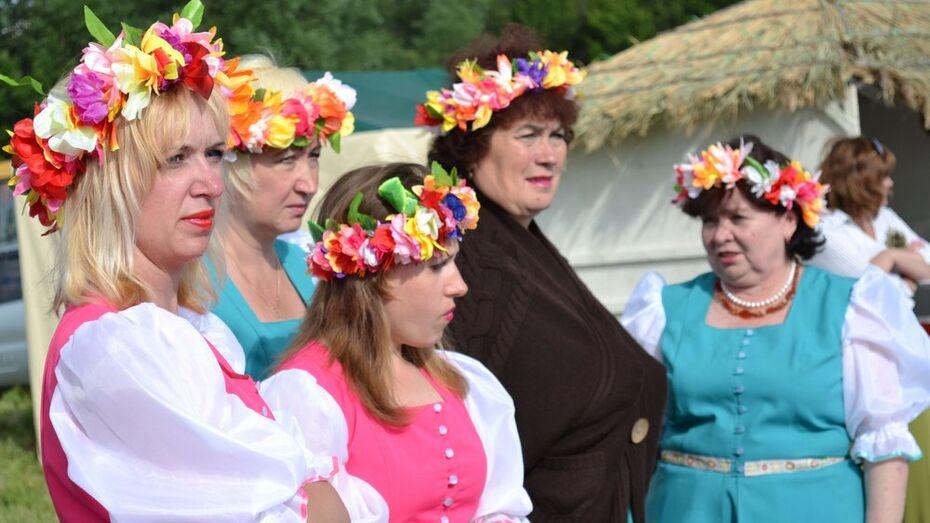 Лискинский открытый фестиваль «Казачья колыбель» впервые проведут в городском парке