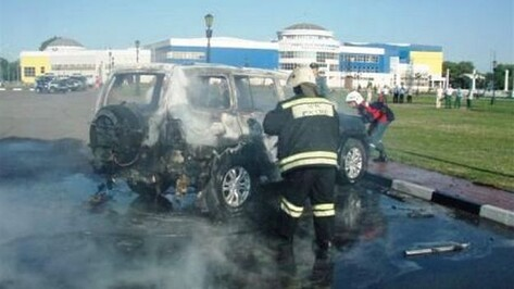 В полиции Воронежа официально подтвердили, что к поджогам может быть причастен сгоревший в Белгороде адвокат