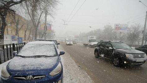 Мэрия Воронежа начала готовиться к новому снегопаду