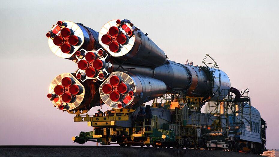 Ракету-носитель с воронежскими двигателями установили на стартовой площадке «Байконура»