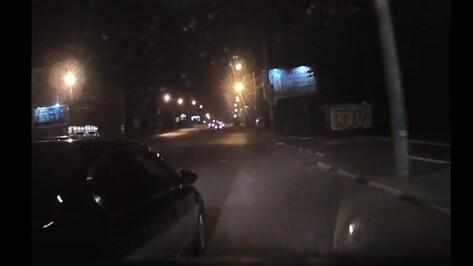 Воронежец попросил помощи в поисках виновника ДТП
