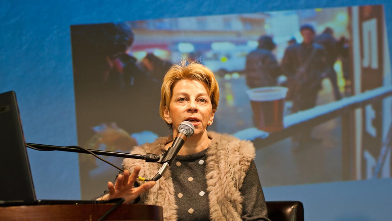 В Воронеже Доктор Лиза рассказала, зачем помогать безнадежным пациентам