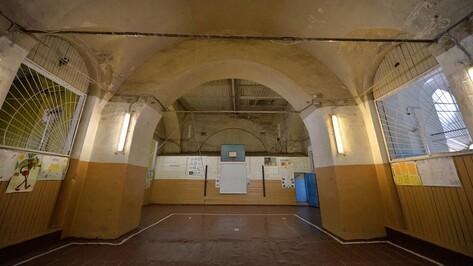 Власти Воронежской области реконструируют размещавшуюся в храме школу