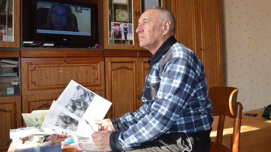 Житель Терновского района узнал деда на кадрах фашистской кинохроники