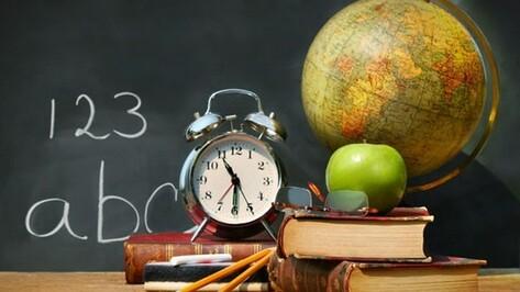 Хохольского педагога отметили в числе лучших на областном слете детских организаций