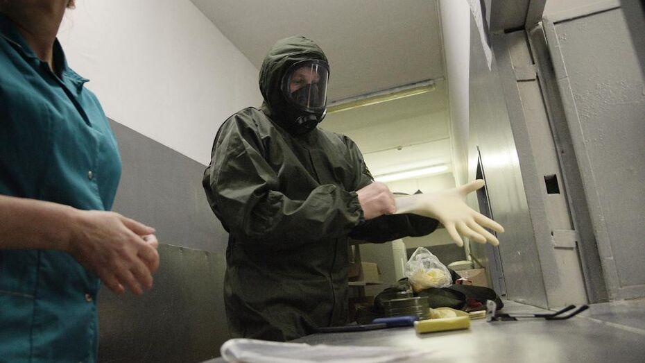 Почти 75% случаев COVID-19 пришлось на районы Воронежской области