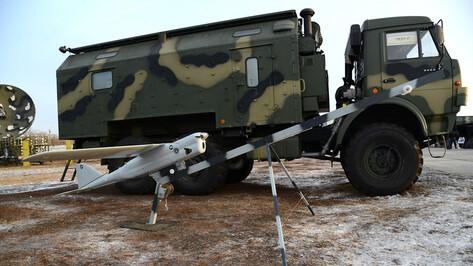В Воронежской области отработали разведку с помощью беспилотников