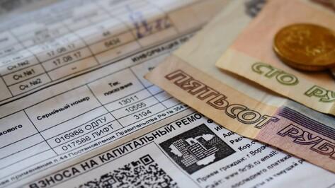 Воронежские депутаты направят в Госдуму предложения к законопроекту об оплате ЖКУ