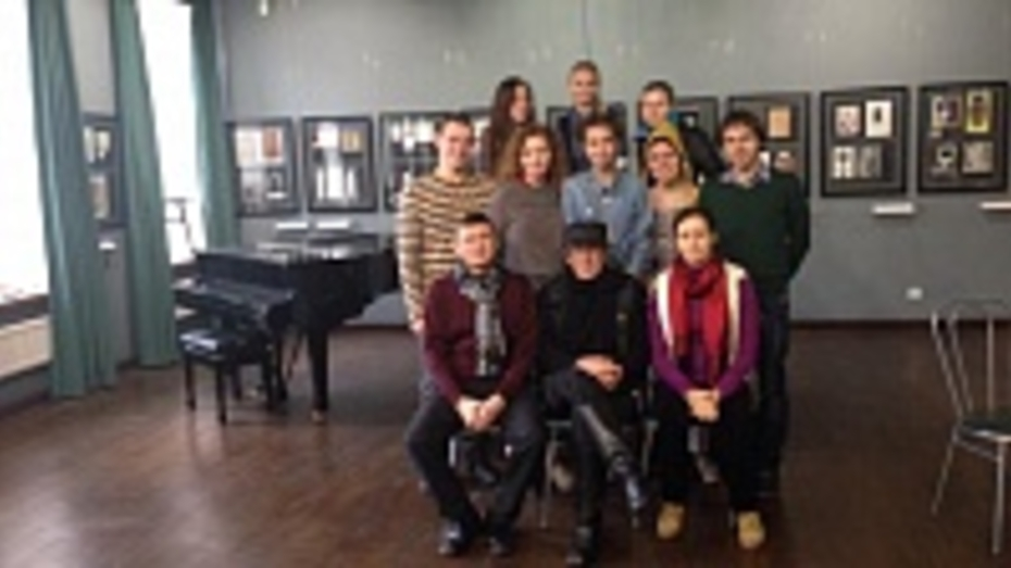Воронежские студенты Михаила Шемякина провели неделю в Санкт-Петербурге