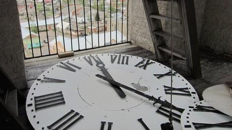 На колокольне Спасо-Преображенского собора в Бутурлиновке появятся «законопослушные» куранты
