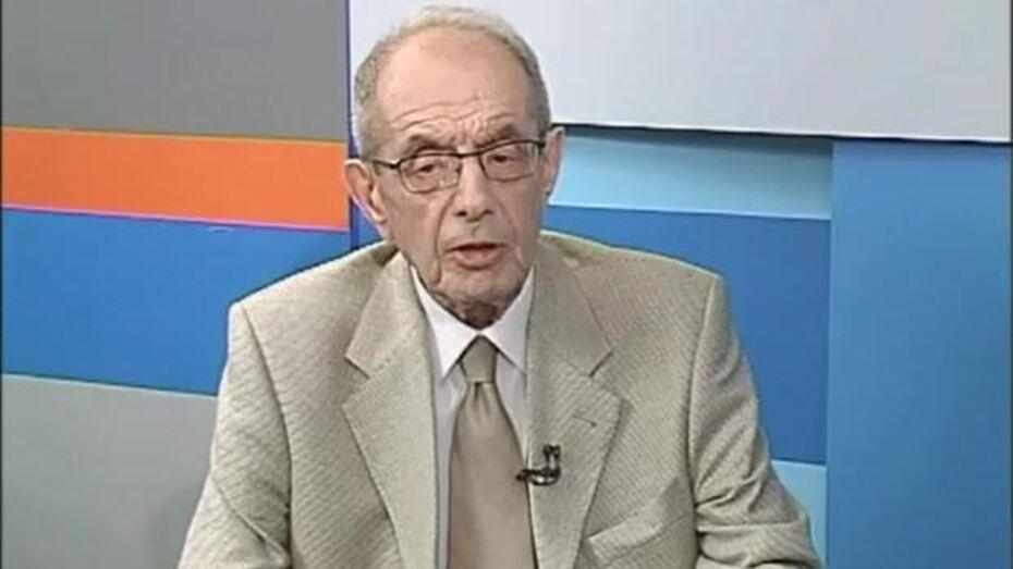 Профессор Владимир Эйтингон: «Воронеж должен стать креативным городом»