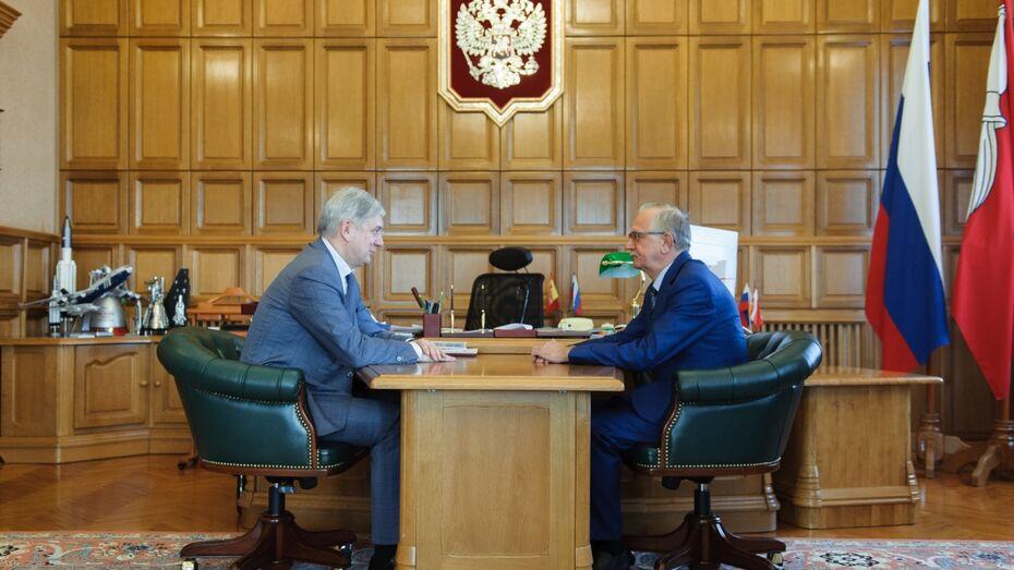 Член Общественной палаты Воронежской области станет советником главы региона