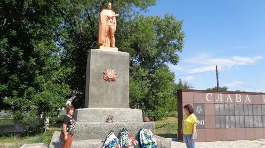 В петропавловском селе Бычок отремонтируют памятник воину-освободителю