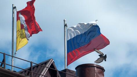 Воронеж отпразднует День флага концертом и автопробегом