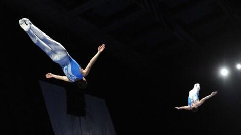 Воронежский спортсмен победил на этапе Кубка мира по прыжкам на батуте