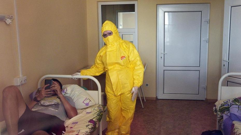 Воронежские врачи вылечили еще 321 COVID-пациента