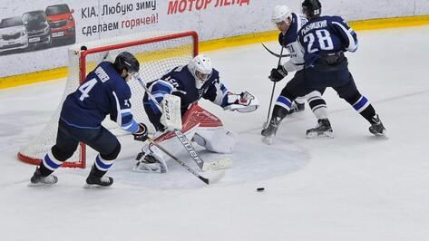 Воронежский «Буран» вырвал в плей-офф вторую победу в овертайме