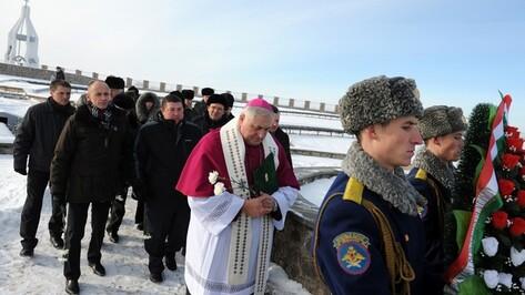 Правительственная делегация Венгрии посетила Воронеж с целью примирения между народами и развития экономических связей