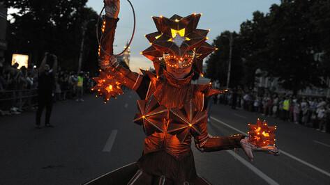 На фестивале в День защиты детей воронежцев научат делать световые шоу