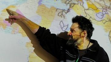 Путешественник Антон Кротов в Воронеже: «Начните с близлежайших мест»