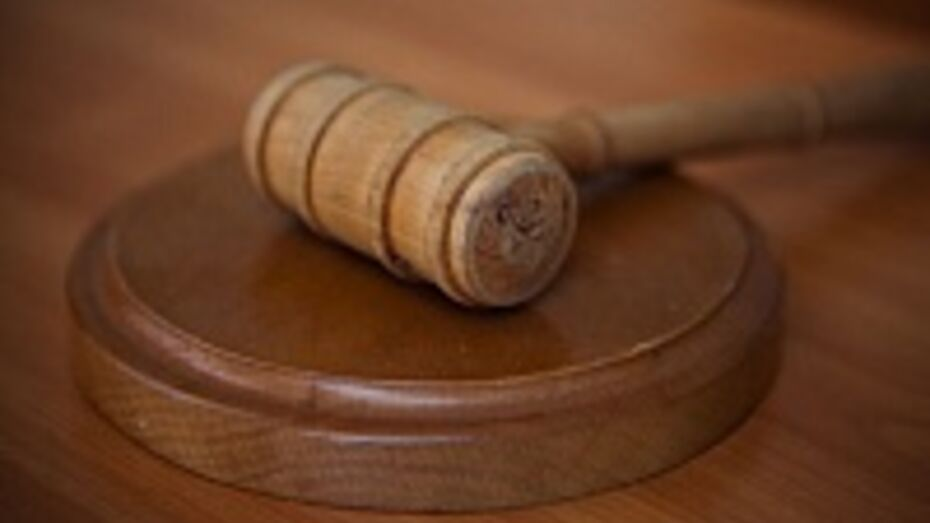 В Воронеже суд приговорил вора-рецидивиста к 3 годам тюрьмы