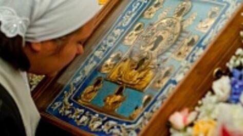 Курская Коренная икона Божией Матери «Знамение» прибудет в Воронеж