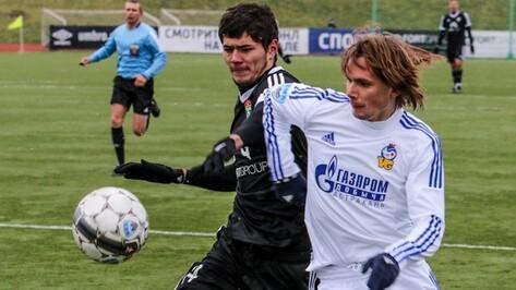 Воронежский «Факел» подписал центрального защитника