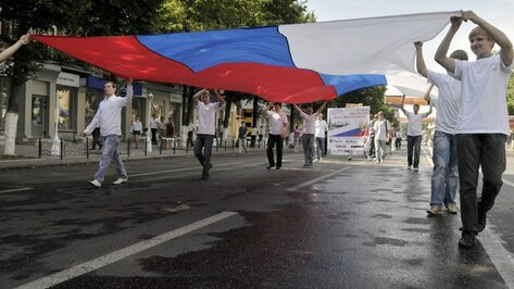 Губернатор и спикер облдумы поздравили воронежцев с Днем России