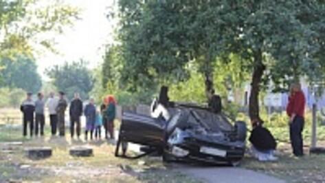 В Воронежской области на «Приоре» разбился 38-летний мужчина