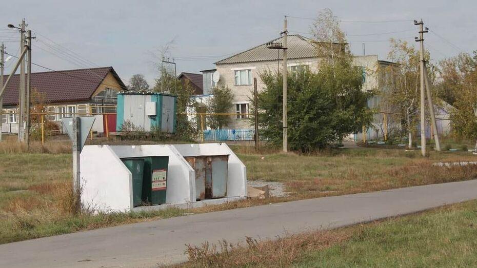 В Хохольском районе в 2 селах появилось 10 новых площадок для ТКО