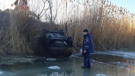 Машину с телом пропавшего 3 месяца назад сельчанина подняли из реки в Воронежской области