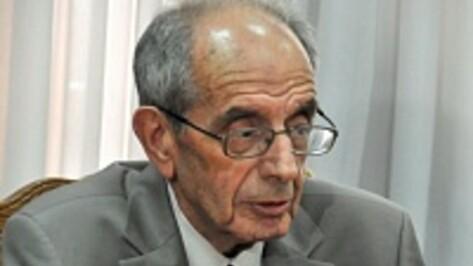 Известного воронежского ученого Владимира Эйтингона похоронят на Коминтерновском кладбище