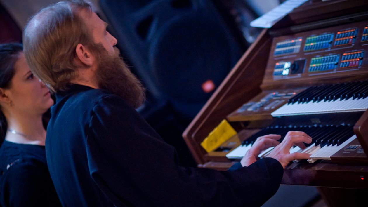В Воронеже в первый раз за 76 лет прошел концерт органной музыки