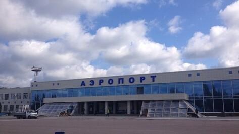 Утренний рейс из Воронежа в Москву задержат из-за тумана