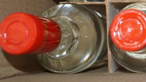 В Лисках предприниматель торговал водкой без лицензии