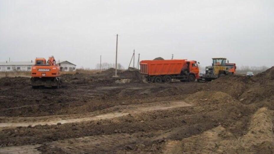 Директор фирмы нанес вред недрам Воронежской области на 14,5 млн рублей