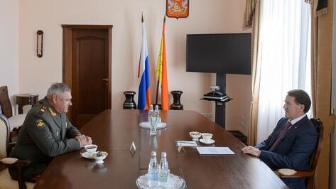 В Воронеже подвели итоги командно-штабных учений «Центр-2015»